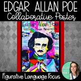 Edgar Allan Poe - Collaborative POE-ster - Figurative Language -The Raven Poster