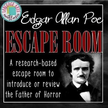 Edgar Allan Poe ESCAPE ROOM