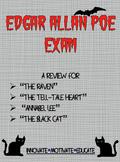 Edgar Allan Poe Exam + Key