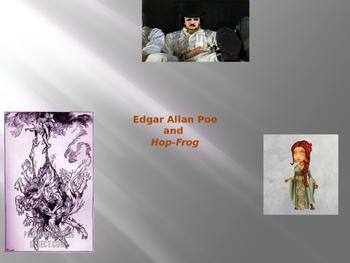 "Edgar Allan Poe: ""Hop Frog"" Essential Journal Questions"