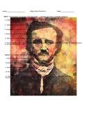 Edgar Allan Poe: Masque of the Red Death/The Raven Quiz