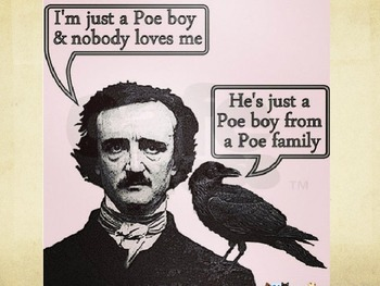 Edgar Allan Poe Meme Powerpoint Presentation