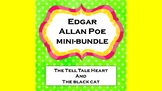 Edgar Allan Poe Mini Bundle: The Black Cat and The Tell Tale Heart