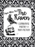 "Edgar Allan Poe's ""The Raven"": Poetry Meets Non-Fiction (CCSS Aligned)"