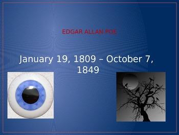Edgar Allan Poe Power Point