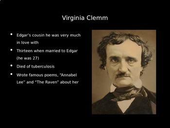 Edgar Allan Poe Unit PowerPoint Bundle