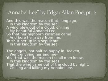 Edgar Allan Poe Project