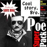 Edgar Allan Poe- SUPER PACK! *BUNDLE*