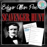 Introduction to Edgar Allan Poe Scavenger Hunt