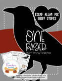 Edgar Allan Poe Short Stories One Pager Templates