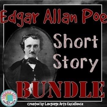 Edgar Allan Poe Short Story BUNDLE