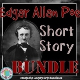 Edgar Allan Poe Short Story BUNDLE
