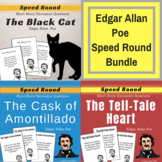 Edgar Allan Poe Short Story Speed Round Discussion Questions Bundle