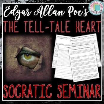 Edgar Allan Poe Socratic Seminar Lesson Plan & Materials