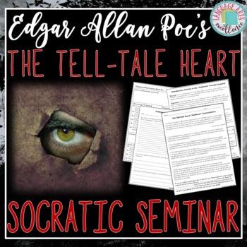 Edgar Allan Poe Socratic Seminar Lesson Plan & Materials