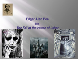 """Edgar Allan Poe: """"The Fall of the House of Usher"""" Essential Journal Questions"""