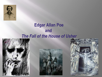 "Edgar Allan Poe: ""The Fall of the House of Usher"" Essential Journal Questions"