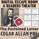 "Edgar Allan Poe -""The Purloined Letter""-One-Act Play Scrip"
