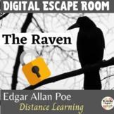 "Edgar Allan Poe ""The Raven"" Digital Escape Room Review Gam"