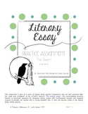 Literary Essay Writing - (Edgar Allan Poe - The Raven) (Ha