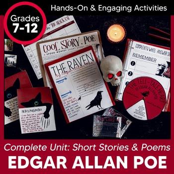 Edgar Allan Poe Unit: Complete Unit