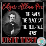 Edgar Allan Poe Unit Test