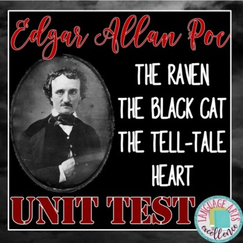 Edgar Allan Poe Unit Test
