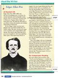 """Edgar Allan Poe Unit - """"The Cask of Amontillado"""" & """"Annabel Lee"""""""