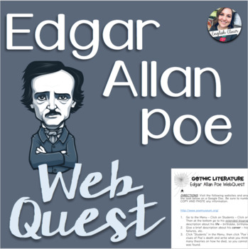 Edgar Allan Poe WebQuest