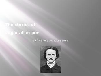 Edgar Allan Poe and American Gothic Literature