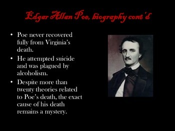 Edgar Allan Poe and American Romanticism