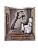 """Edgar Allan Poe and  """"The Tell Tale Heart"""" Figurative Language Cut and Paste"""