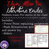 Edgar Allan Poe and Gothic Romanticism Literature Circles