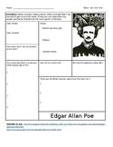 Edgar Allan Poe mini-webquest