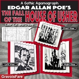Edgar Allan Poe's THE FALL OF THE HOUSE OF USHER Activity: A Gothic Agamograph