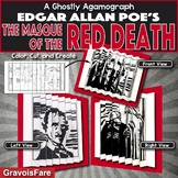 Edgar Allan Poe's THE MASQUE OF THE RED DEATH Activity: Agamograph & Stationery