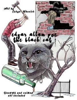 Edgar Allan Poe's, The Black Cat