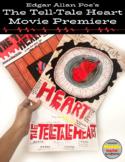 "Edgar Allan Poe's ""The Tell-Tale Heart"" Movie Poster!"