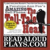 Edgar Allan Poe's Tell-Tale Heart Modernized Readers Theater
