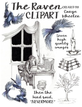 Edgar Allan Poe's, The Raven