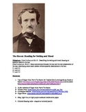Edgar Allan Poe's The Raven: Poetry Reading for Setting and Mood