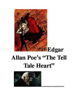 "Edgar Allan Poe's ""The Tell Tale Heart"""