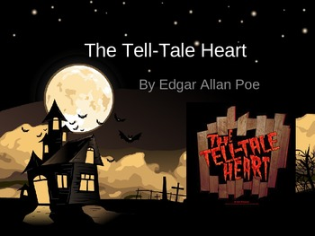 edgar allan poe 39 s the tell tale heart review ppt by sarah butch tpt. Black Bedroom Furniture Sets. Home Design Ideas