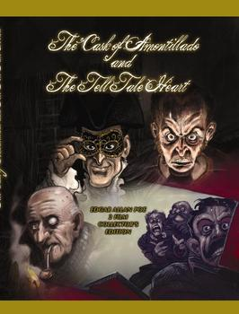 Edgar Allan Poe's The Tell Tale Heart and The Cask of Amontillado
