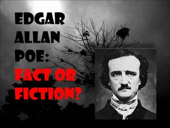 Edgar Allen Poe Biography Intro PPT