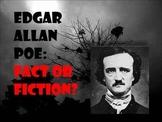 Edgar Allen Poe Biography Intro PPT