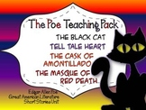 EDGAR ALLAN POE TEACHING PACK