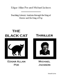 "Edgar Allan Poe and Michael Jackson: ""Thriller vs. The Black Cat"""
