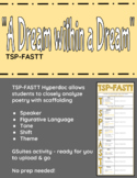 "Edgar Allen Poe's ""A Dream Within a Dream"" TSP-FASTT Close Analysis Hyperdoc"