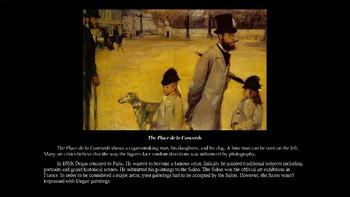 Edgar Degas PowerPoint
